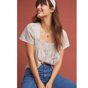 NEW Anthropologie Sonnet Top